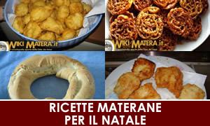 Ricette materane per il Natale: pettole, cartellate, porcedduzz e baccalà | WikiMatera.it Matera