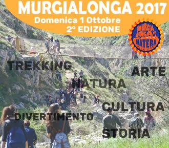 Murgialonga – Matera, 1 Ottobre 2017 | WikiMatera.it Matera