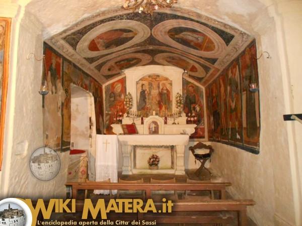Chiesa rupestre di Cristo la Gravinella