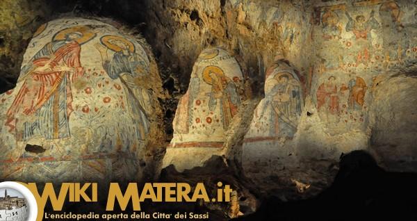 Cripta del Peccato Originale o Grotta dei Cento Santi