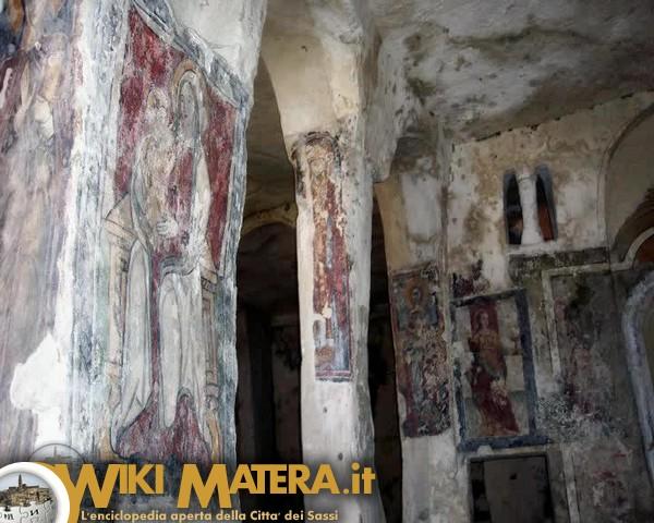 Chiesa rupestre di Santa Lucia e Sant'Agata alle Malve