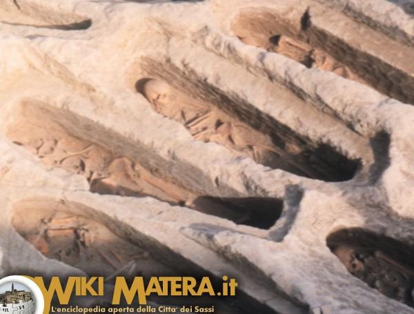 La storia dei cimiteri di Matera