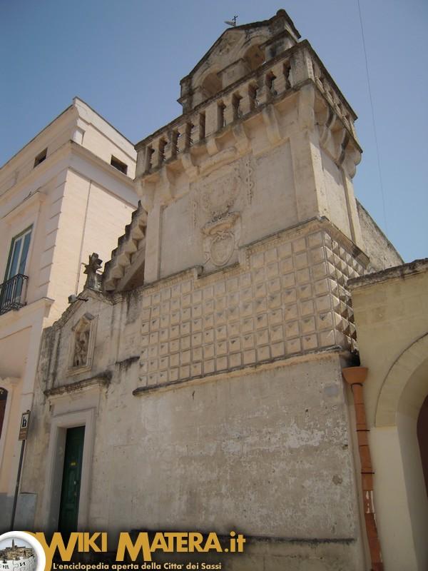 La chiesa di Materdomini