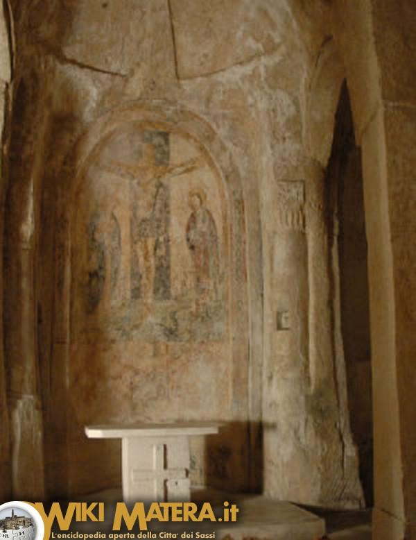 Complesso rupestre di Madonna delle Virtù e San Nicola dei Greci