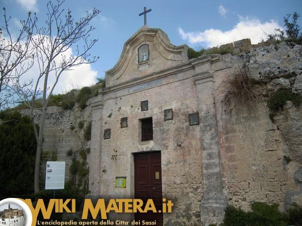 Chiesa rupestre Madonna delle Vergini