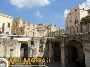 ipogei santo spirito piazza Vittorio veneto WikiMatera Matera 00009