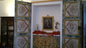 altare_interno_palazzo_ferrau_matera