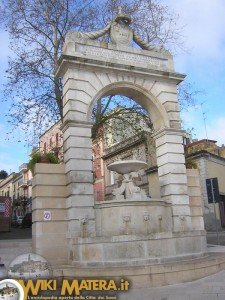 fontana_ferdinandea_piazza_vittorio_veneto_matera