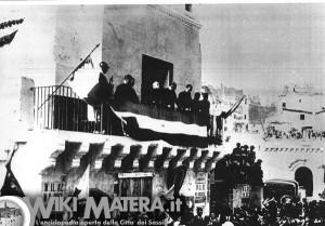 28_agosto_1936_benito_mussolini_visita_a_matera_via_fiorentini_sasso_barisano_grabiglione
