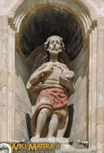 San Giovanni battista Facciata anteriore