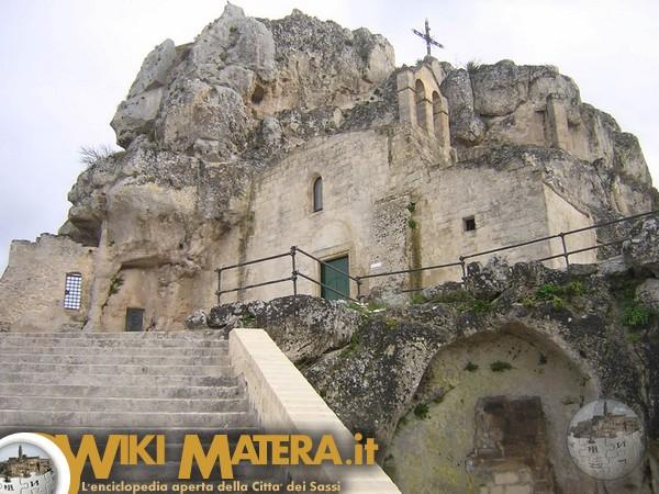 facciata_chiesa_rupestre_santa_maria_di_idris_matera
