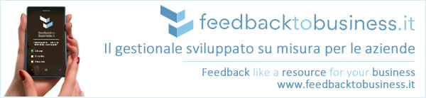FeedbackToBusiness | Feedback like a resource for your business