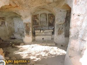 chiesa rupestre madonna degli angeli wikimatera matera 00008
