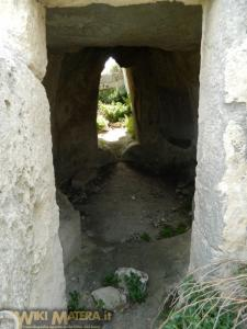 Chiesa Rupestre San Nicola all Ofra Matera WikiMatera 00013
