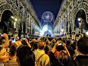 20180629 Accensione Luminarie Festa della Bruna WikiMatera Matera 00022