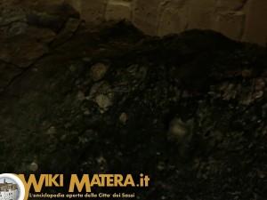 fondaco di mezzo ipogei piazza vittorio veneto WikiMatera Matera 00002