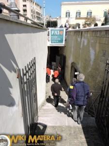 fondaco di mezzo ipogei piazza vittorio veneto WikiMatera Matera 00006