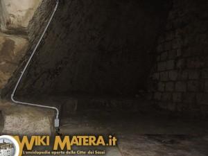 fondaco di mezzo ipogei piazza vittorio veneto WikiMatera Matera 00011